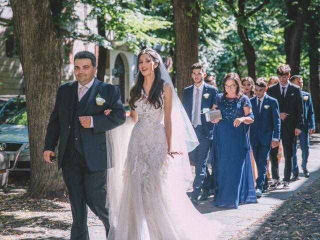 Il matrimonio di Maddalena e Michael a Correggio, Reggio Emilia 15