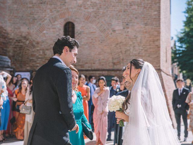 Il matrimonio di Maddalena e Michael a Correggio, Reggio Emilia 16