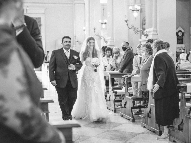 Il matrimonio di Maddalena e Michael a Correggio, Reggio Emilia 17