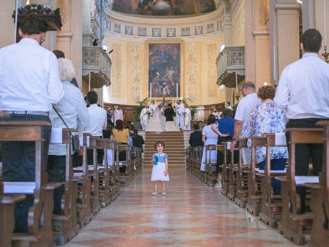 Il matrimonio di Maddalena e Michael a Correggio, Reggio Emilia 20