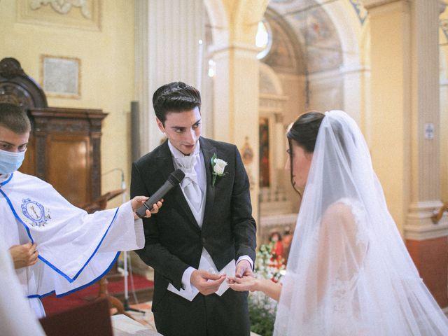 Il matrimonio di Maddalena e Michael a Correggio, Reggio Emilia 22