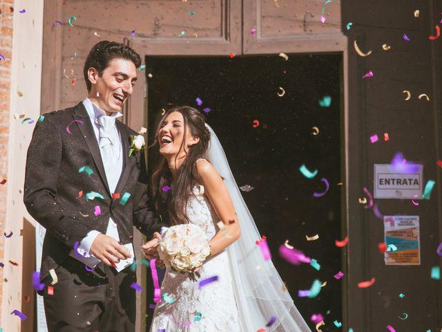 Il matrimonio di Maddalena e Michael a Correggio, Reggio Emilia 2