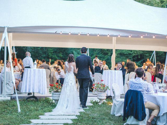 Il matrimonio di Maddalena e Michael a Correggio, Reggio Emilia 35