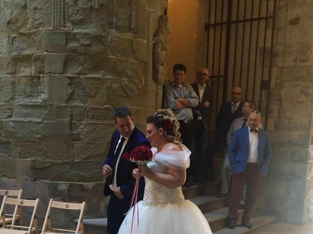 Il matrimonio di Federico e Clarissa a Poppi, Arezzo 4