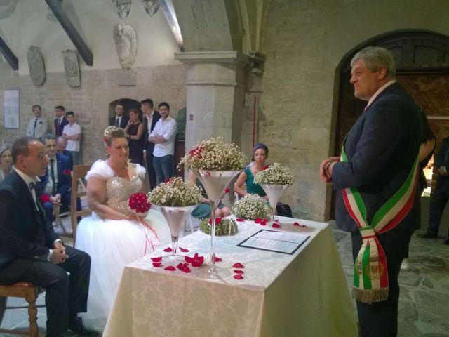 Il matrimonio di Federico e Clarissa a Poppi, Arezzo 2