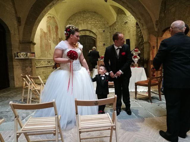 Il matrimonio di Federico e Clarissa a Poppi, Arezzo 8