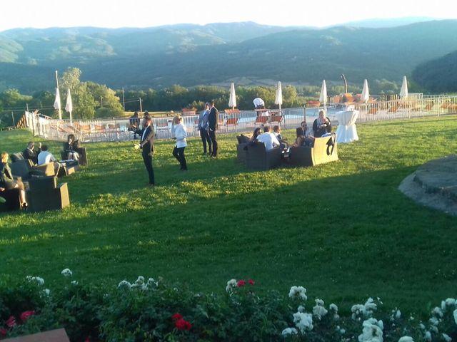 Il matrimonio di Federico e Clarissa a Poppi, Arezzo 9