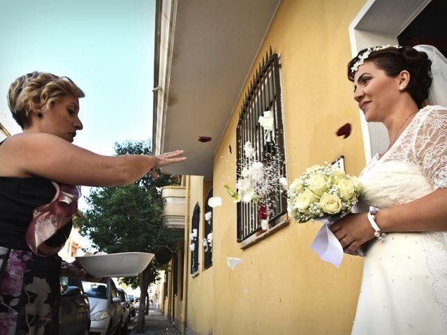 Il matrimonio di Francesco e Sabrina a Elmas, Cagliari 29