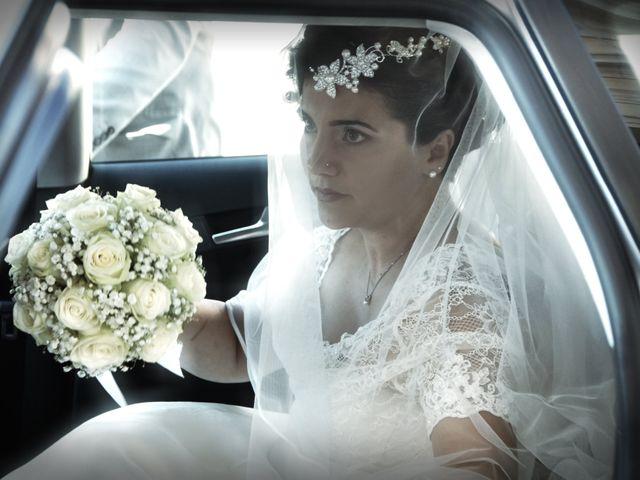 Il matrimonio di Francesco e Sabrina a Elmas, Cagliari 41