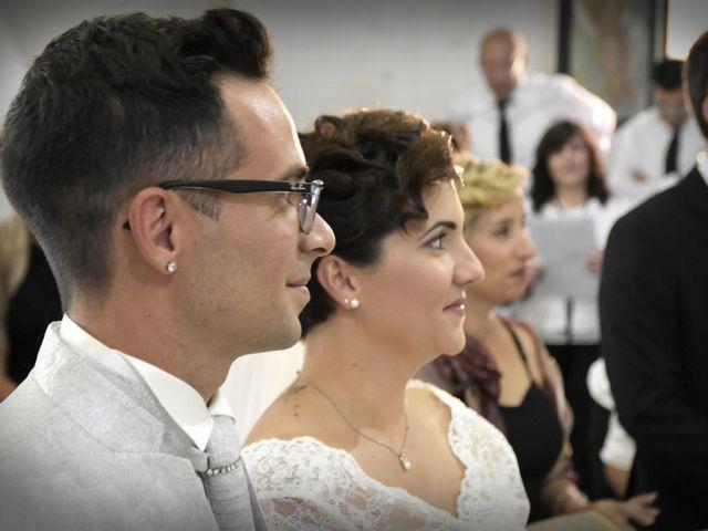 Il matrimonio di Francesco e Sabrina a Elmas, Cagliari 43