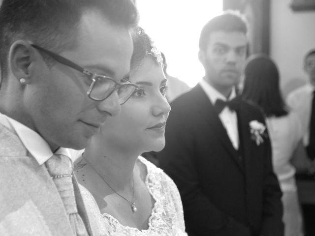 Il matrimonio di Francesco e Sabrina a Elmas, Cagliari 45