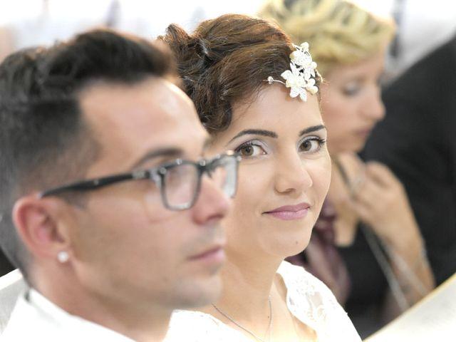 Il matrimonio di Francesco e Sabrina a Elmas, Cagliari 46
