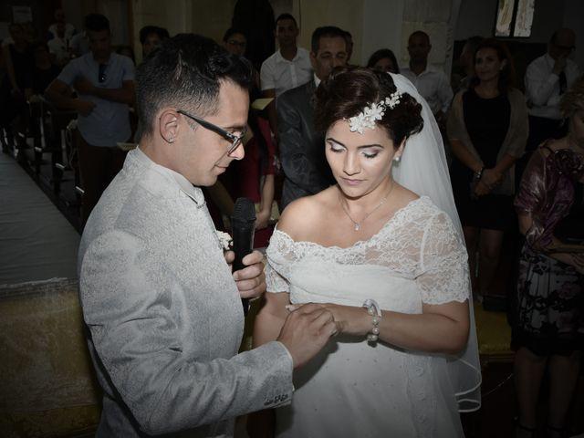 Il matrimonio di Francesco e Sabrina a Elmas, Cagliari 47