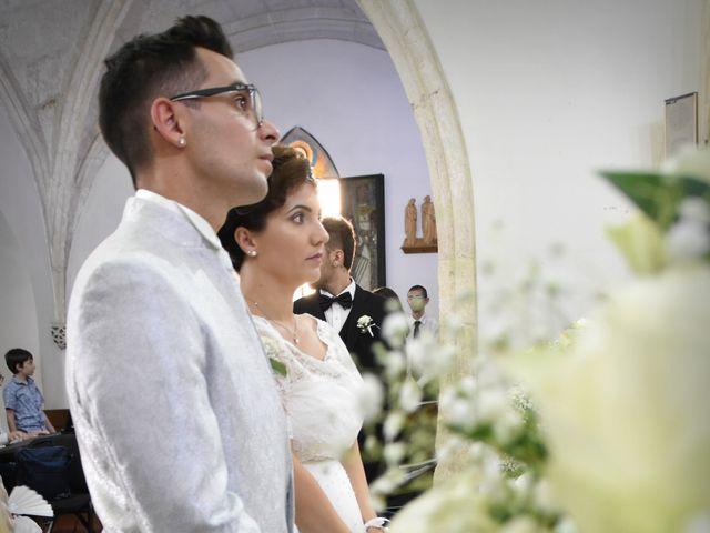 Il matrimonio di Francesco e Sabrina a Elmas, Cagliari 50