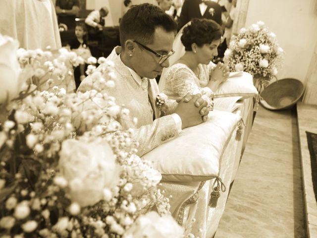 Il matrimonio di Francesco e Sabrina a Elmas, Cagliari 51