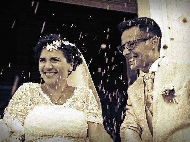 Il matrimonio di Francesco e Sabrina a Elmas, Cagliari 56