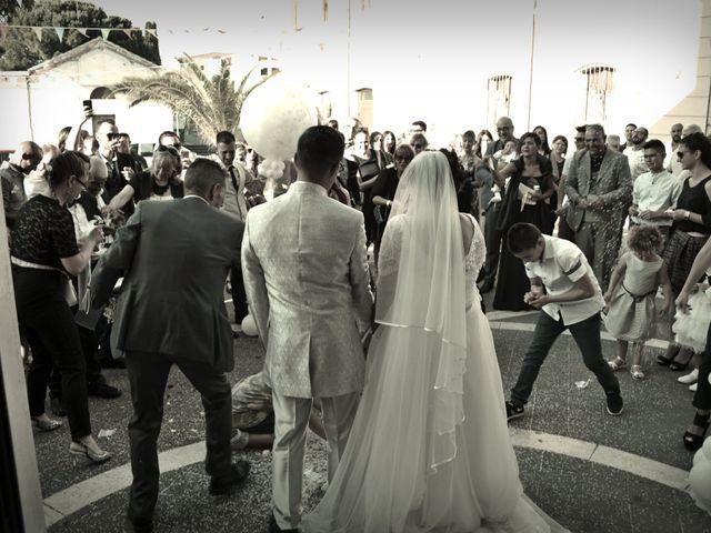 Il matrimonio di Francesco e Sabrina a Elmas, Cagliari 57