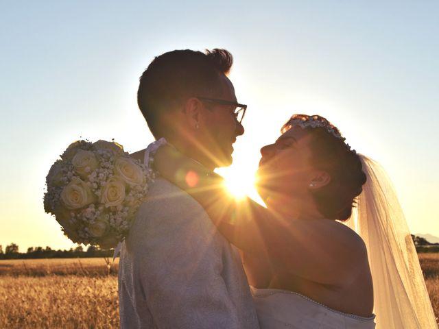 Il matrimonio di Francesco e Sabrina a Elmas, Cagliari 60