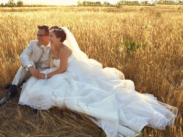 Il matrimonio di Francesco e Sabrina a Elmas, Cagliari 67