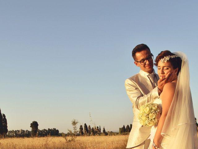 Il matrimonio di Francesco e Sabrina a Elmas, Cagliari 69