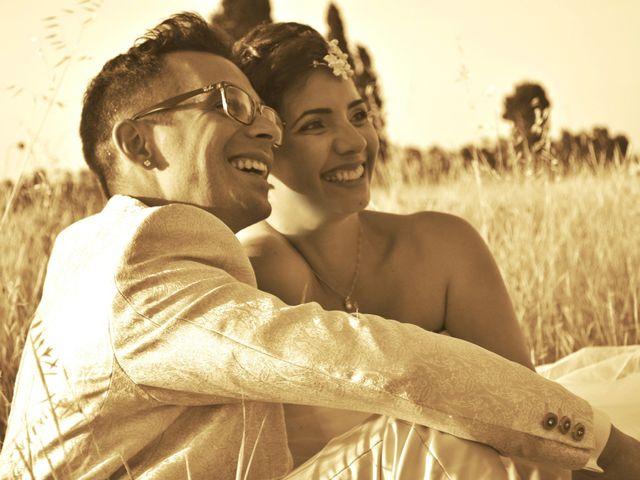 Il matrimonio di Francesco e Sabrina a Elmas, Cagliari 74