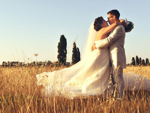 Il matrimonio di Francesco e Sabrina a Elmas, Cagliari 75