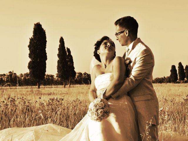 Il matrimonio di Francesco e Sabrina a Elmas, Cagliari 76