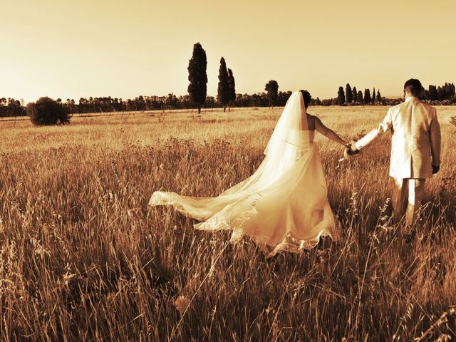 Il matrimonio di Francesco e Sabrina a Elmas, Cagliari 77