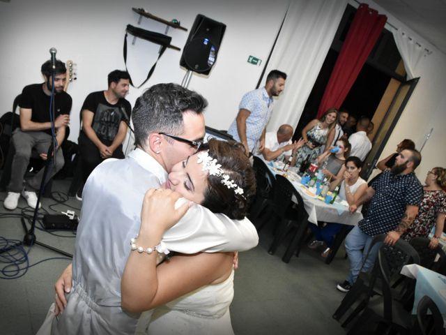 Il matrimonio di Francesco e Sabrina a Elmas, Cagliari 86