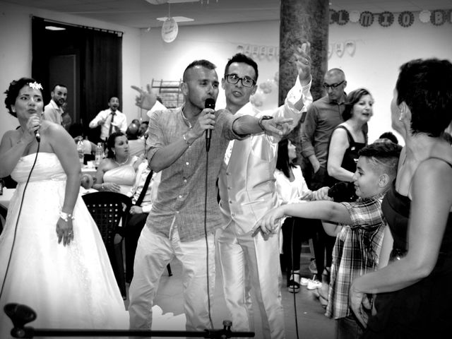 Il matrimonio di Francesco e Sabrina a Elmas, Cagliari 89