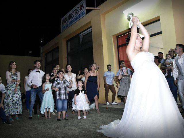 Il matrimonio di Francesco e Sabrina a Elmas, Cagliari 90