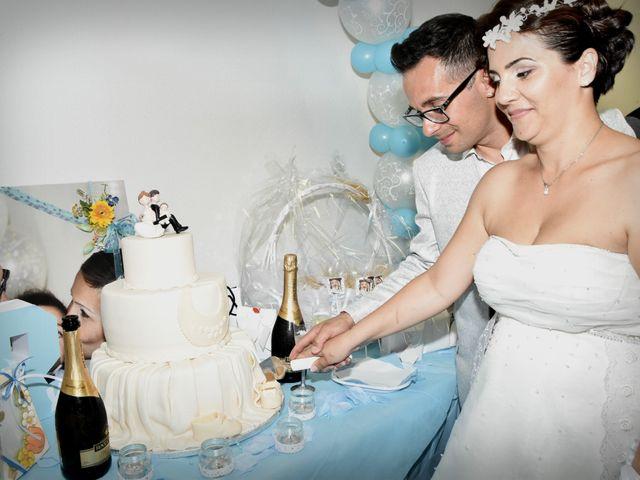 Il matrimonio di Francesco e Sabrina a Elmas, Cagliari 93