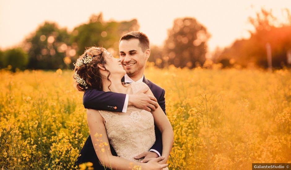 Il matrimonio di Luca e Serena a Vicenza, Vicenza