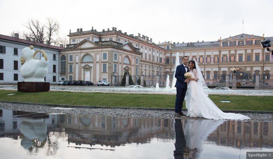 Il matrimonio di Tiago e Francesca a Concorezzo, Monza e Brianza