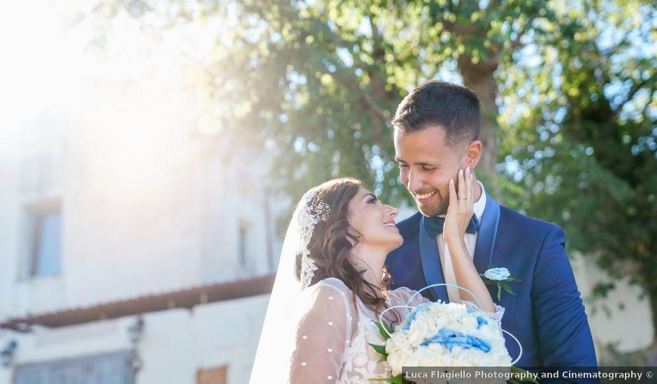 Il matrimonio di Gerardina e Alberto a Napoli, Napoli