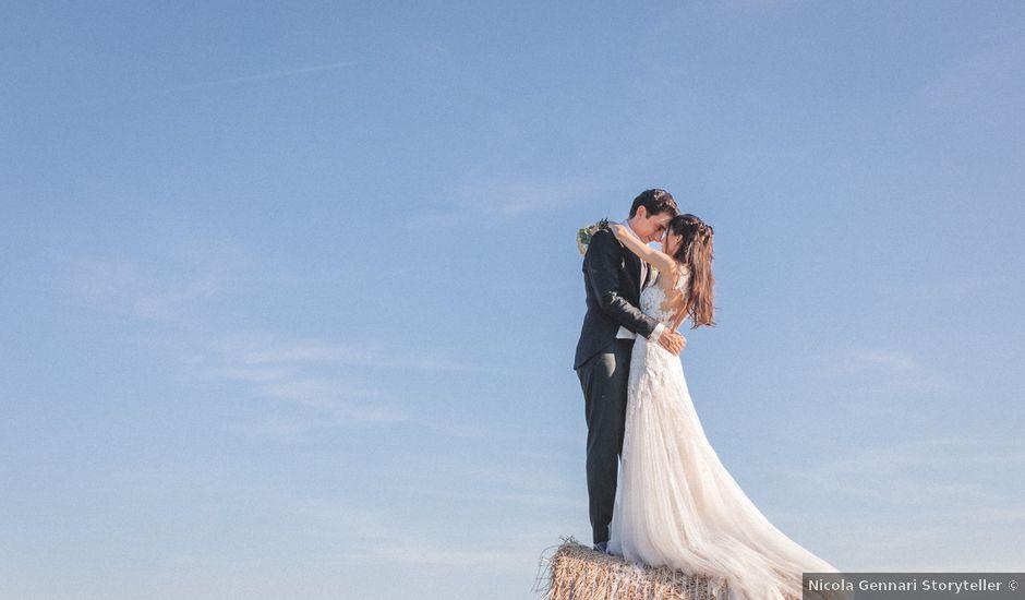 Il matrimonio di Maddalena e Michael a Correggio, Reggio Emilia