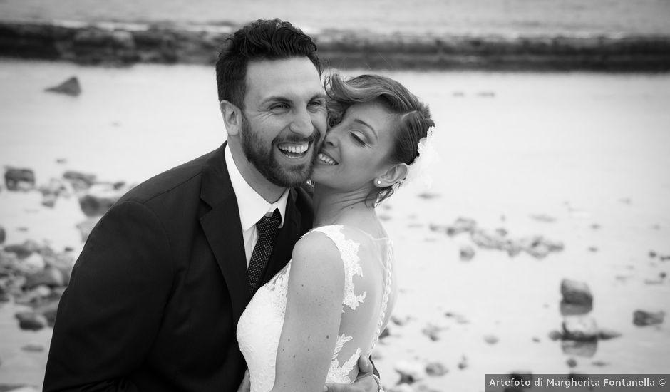 Il matrimonio di Taddeo e Krizia a Bari, Bari