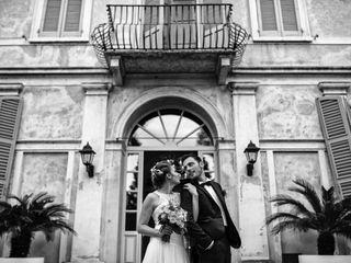 Le nozze di Marcella e Alberto