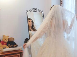 Le nozze di Claudia e Daniele 1