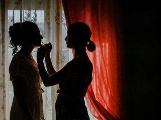 Le nozze di Ilenia e Mario 1