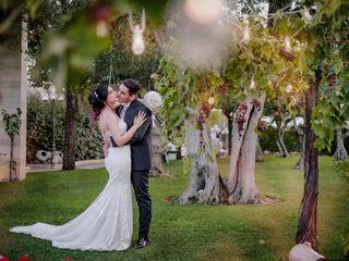 Le nozze di Ilenia e Mario