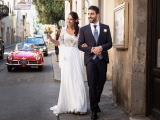 Le nozze di Sara e Gian Marco
