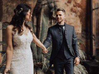 Il matrimonio di Federico e Valentina a Roma, Roma 2