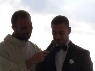 Le nozze di Angela e Marco 1