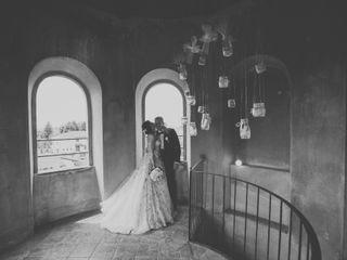 Le nozze di Luisa e Cristian