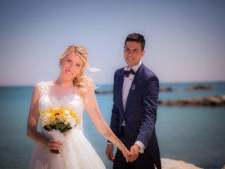 Le nozze di Alan e Irene