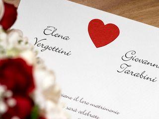Le nozze di Vergottini Elena e Tarabini Giovanni 1