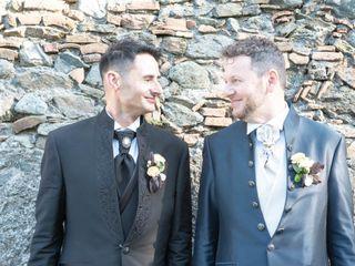 Le nozze di Davide e Luca
