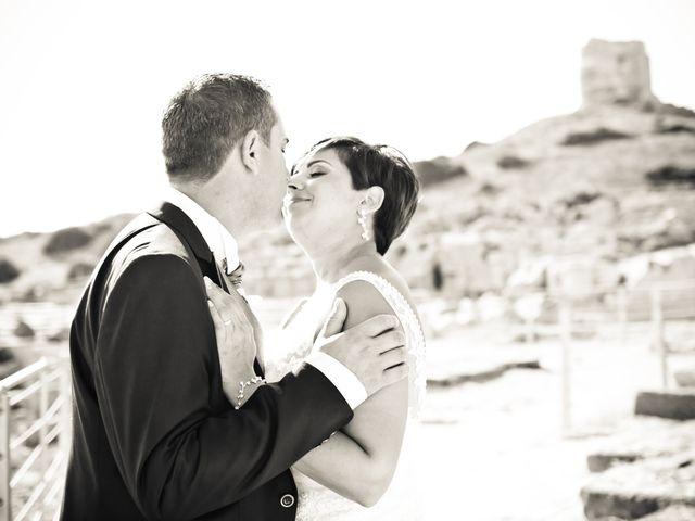 le nozze di Loredana e Sandro