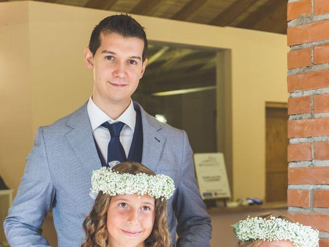 Il matrimonio di Luca e Debora a Grandate, Como 11